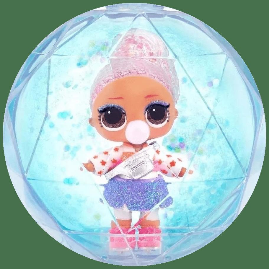 L.O.L. Surprise! Glitter Globe