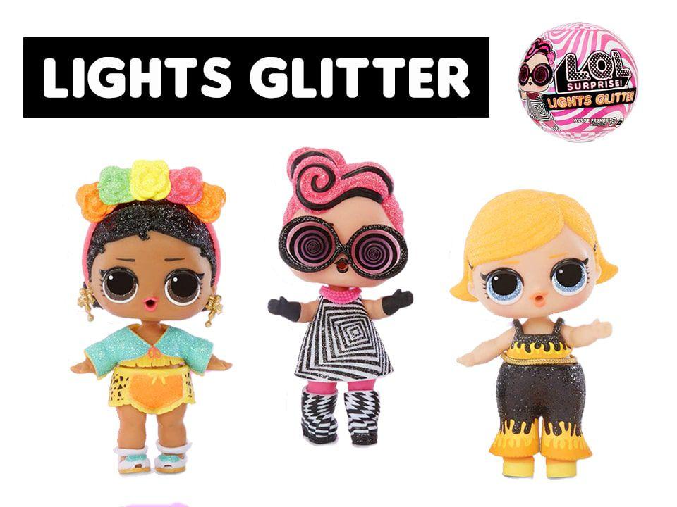 Lights Glitter