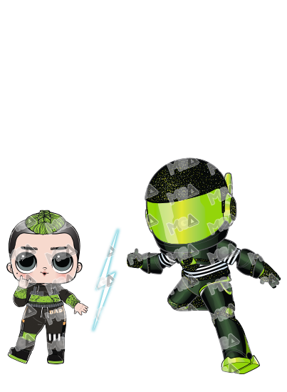 Bhaddie Bro / Robot: Chaos